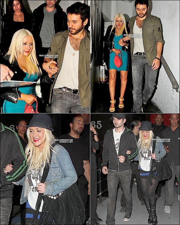 """. _ On avait aperçu Christina   et Matt sur berverly Hills le 1 juin. Ensuite le 9juin allant en boite à Los angeles.""""  J'aime beaucoup les deux tenues sur ces deux candids.. Du mieux niveau tenue pour Christina ! ton avis sur les tenues ?  ."""