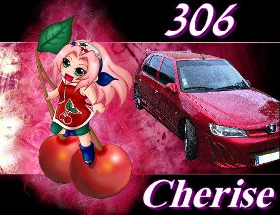 306 cherise