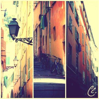 -Les ruelles de Nice-