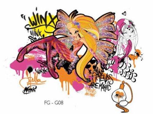 Winx saison 5 : graphisme sirenix