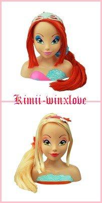 winx poupées