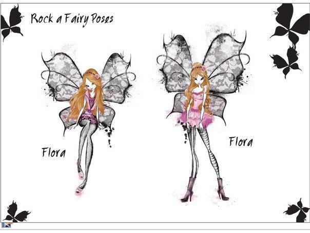11/11/13 : Fairy couture nouvelles planches