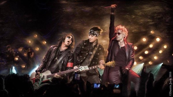 SIXX:A.M. :Prayers For The Damned-nouvel album (29/4/16)