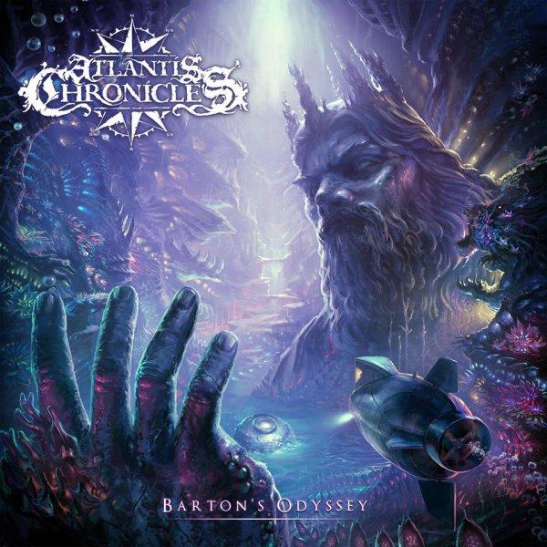ATLANTIS CHRONICLES :Barton's Odyssey-nouvel album (25/3/16)-video Upwelling