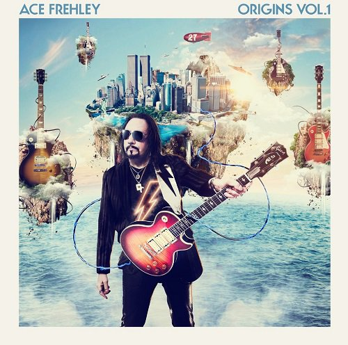 ACE FREHLEY : Origins Vol.1-nouvel album (15/4/16)