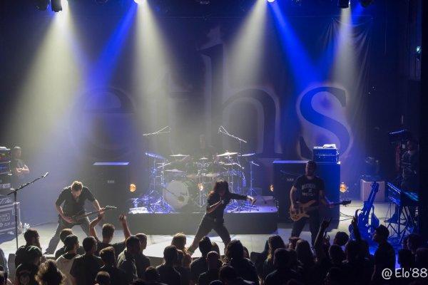 ETHS :Ankaa-nouvel album(22/4/16) en écoute intégrale