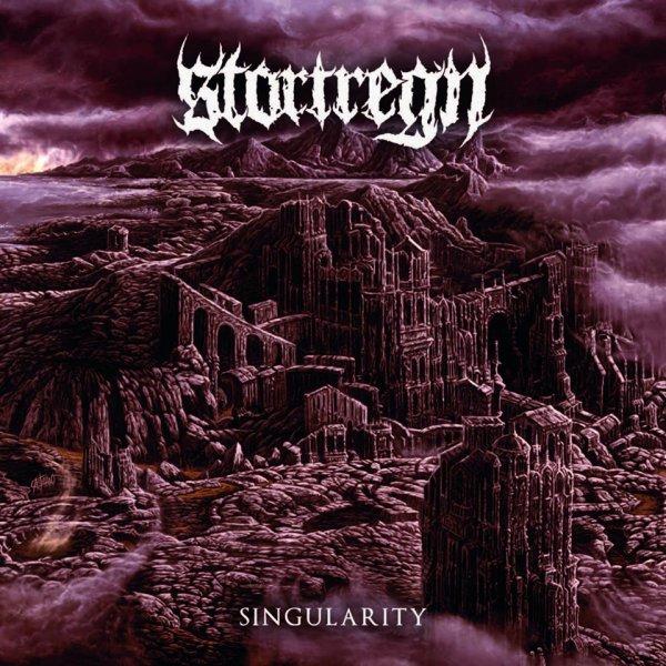 STORTREGN:Singularity-nouvel album (27/5/16)