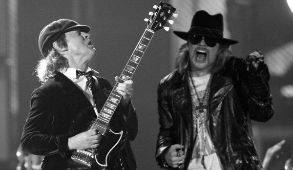 AC/DC recrute Axl Rose