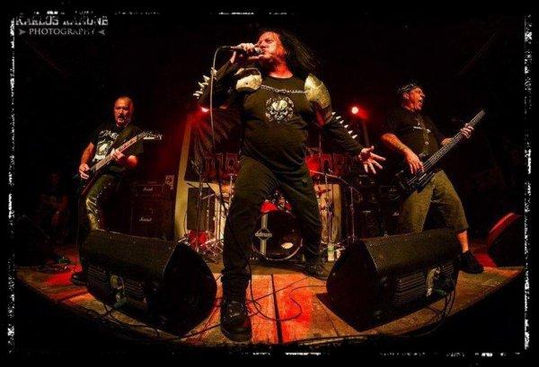 OMEN :Hammer Damage-nouvel album (27/5/16)