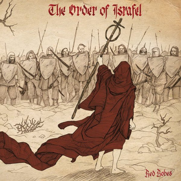 THE ORDER OF ISRAFEL:The Red Robes-nouvel album (27/5/16)