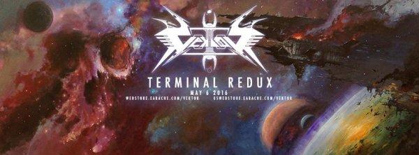 VEKTOR :Terminal Redux-nouvel album (6/5/16)