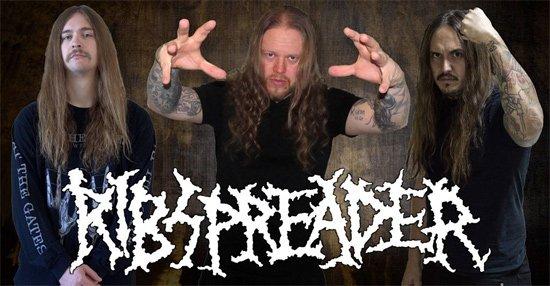 RIBSPREADER :Suicide Gate - A Bridge to Death-nouvel album