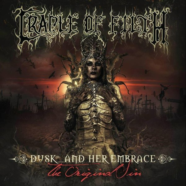 CRADLE OF FILTH-NEWZ