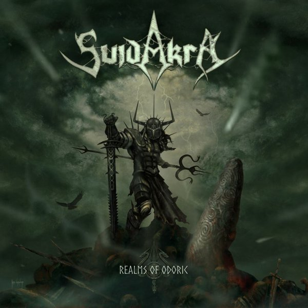SUIDAKRA:Realms of Odoric-nouvel album(20/5/16)