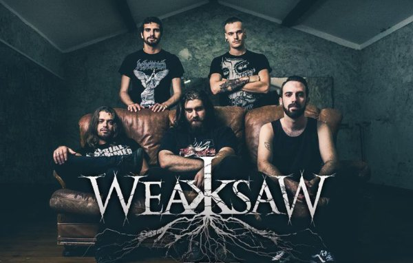 WEAKSAW :The Wretched Of The Earth-nouvel album (27/5/16)