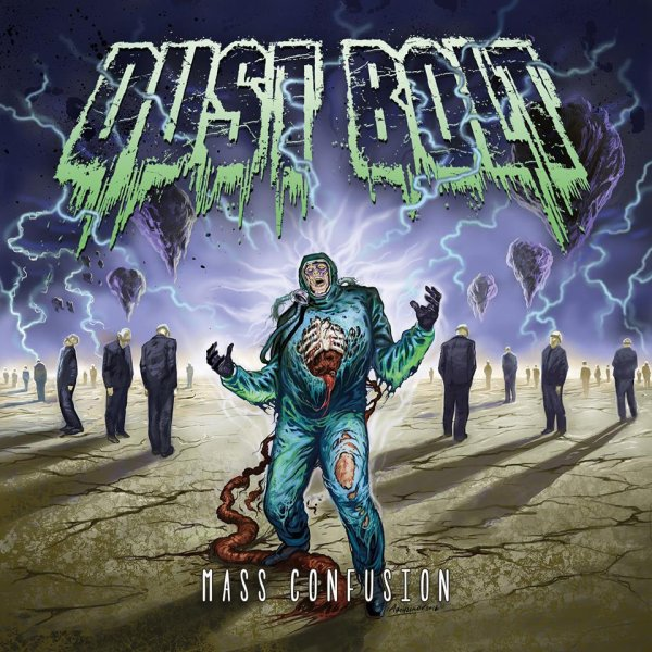 DUST BOLT:Mass Confusion-nouvel album (8/7/16)
