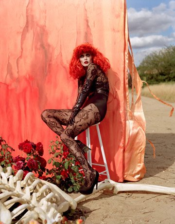 Tim Burton's Magical Fashion
