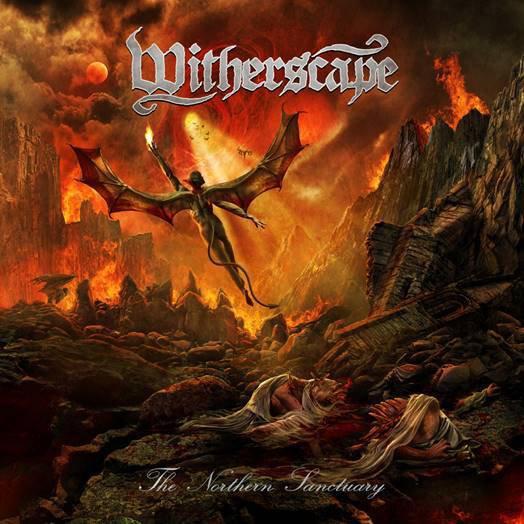 WITHERSCAPE:The Northern Sanctuary-nouvel album (22/7/16)