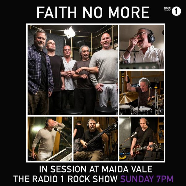 FAITH NO MORE :We Care A Lot-réedidation (19/8/16)