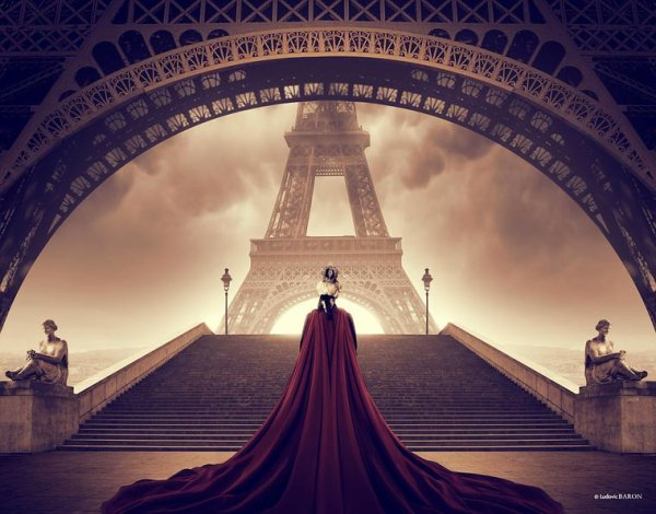 Les photos envoûtantes de Ludovic Baron