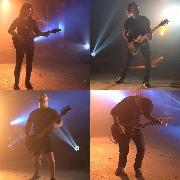 WHITECHAPEL:Mark of the Blade-nouvel album(24/6/16) en écoute intégrale