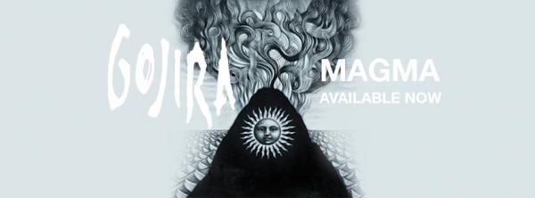 GOJIRA{Magma-nouvel album (17/6/8)GOJIRA}en écoute intégrale