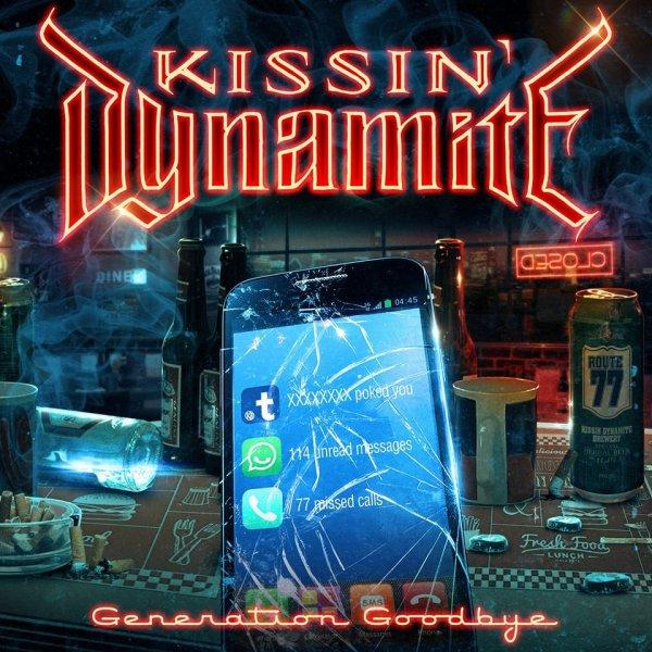 KISSIN' DYNAMITE:Generation Goodbye-nouvel album (8/7/16)