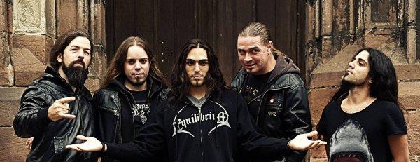 EQUILIBRIUM:Armageddon -nouvel album (12/8/16)