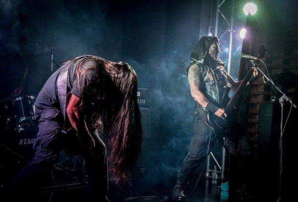 "THORNAFIRE:""Corvus Corax""-clip video (album  Magnaa )"