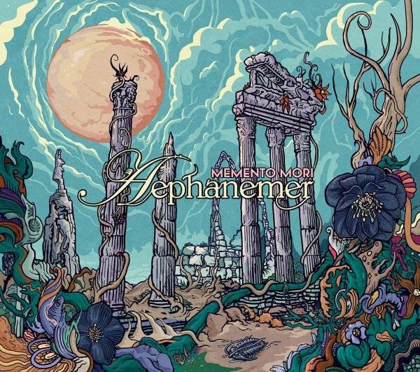 AEPHANEMER:Memento Mori-nouvel album (16/9/16) VII/XVI
