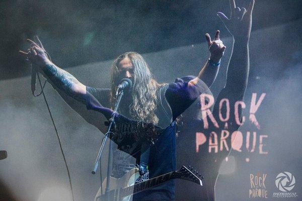 NEWZ:SEPULTURA au festival Rock Al Parque