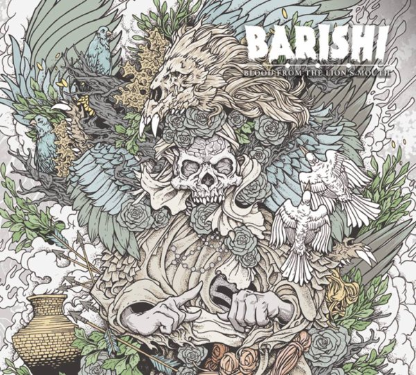 BARISHI:Blood From The Lion's Mouth-nouvel album (16/9/16)  VII/XVI