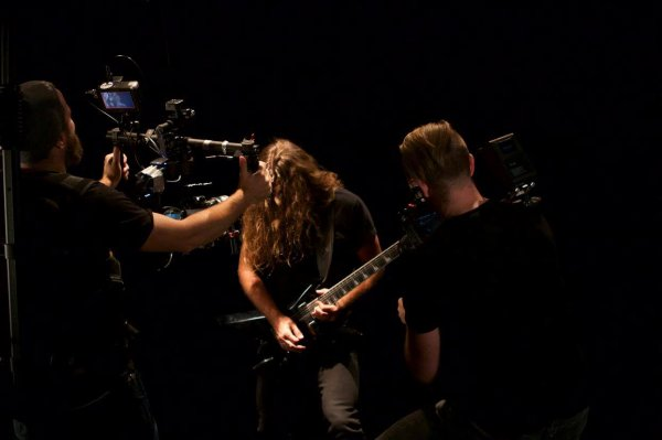 FIRESPAWN:All Hail-clip video (Shadow Realms -album 13/11/15)  VII/XVII