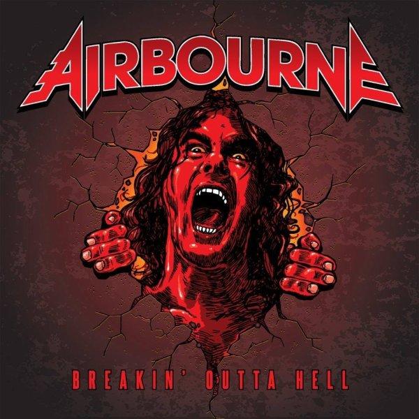 "AIRBOURNE:""Breakin' Outta Hell""-nouvel album (16/9/16)  VII/ XVI"