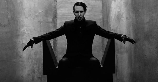 MARILYN MANSON : nouvel album pour 2017 (interview video)