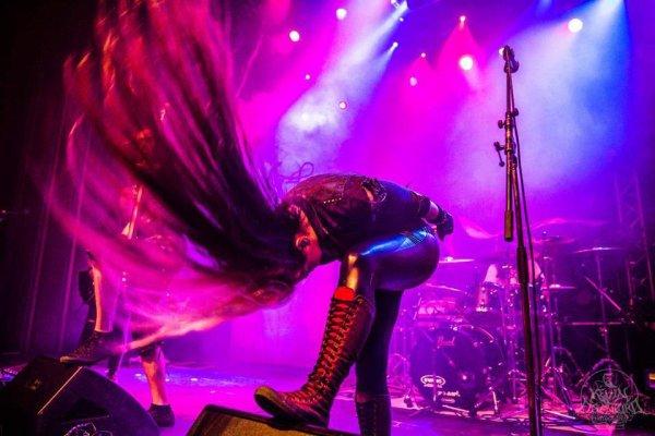 THE AGONIST:Five-nouvel album (30/9/16)  VII/XVI