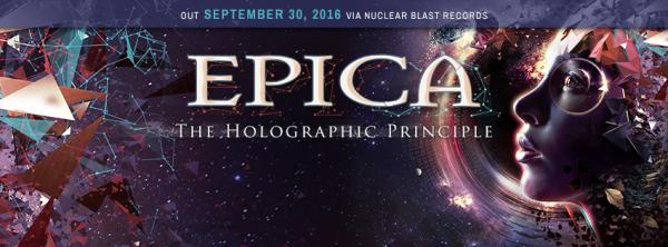 EPICA :The Holographic Principle-nouvel album (30/9/16)  VII/XVI