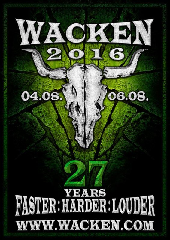 Open Air Wacken  2016