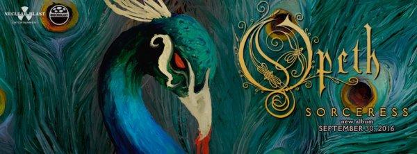 OPETH :Sorceress-nouvel album (30/9/16) VIII/XVI