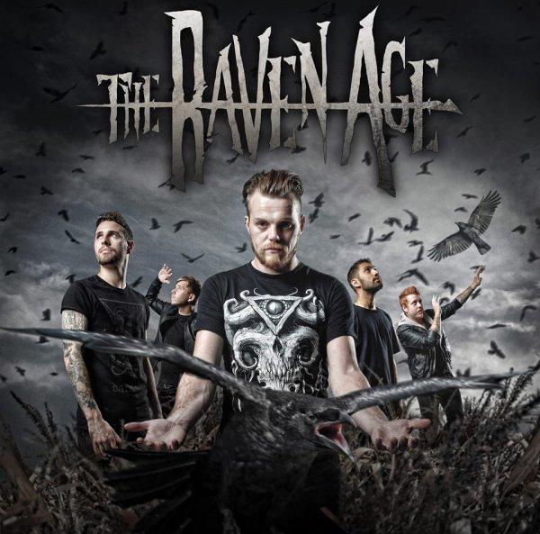 THE RAVEN AGE:Darkness Will Rise-nouvel album (12/16)  VIII/XVI