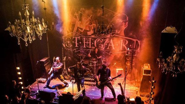 NOTHGARD:The Sinner's Sake-nouvel album (16/9/16) IX/XVI