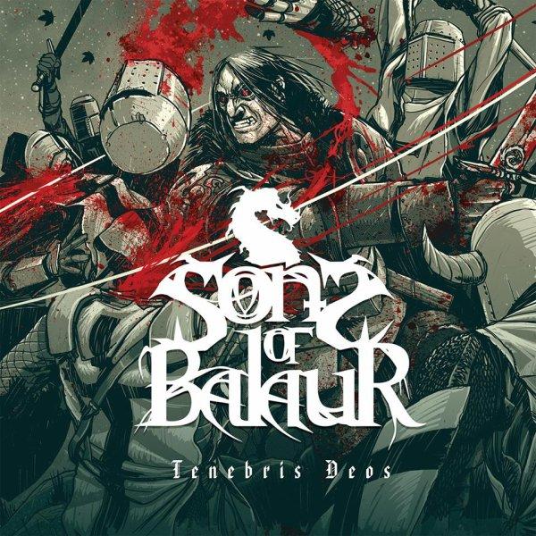 SONS OF BALAUR:Tenebris Deos-nouvel album (14/10/16) IX/XVI
