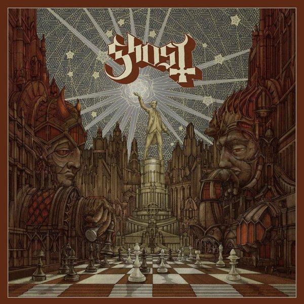 GHOST:Popestar-nouvel EP (16/9/16)  IX/XVI