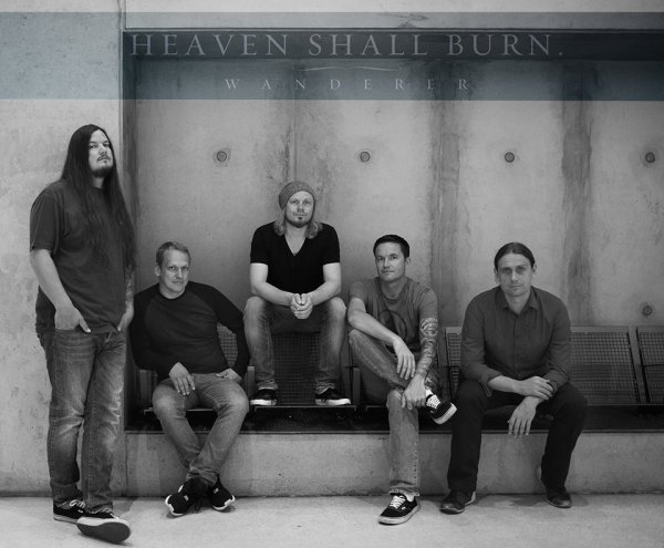 HEAVEN SHALL BURN :Wanderer-nouvel album (16/9/16) IX/XVI