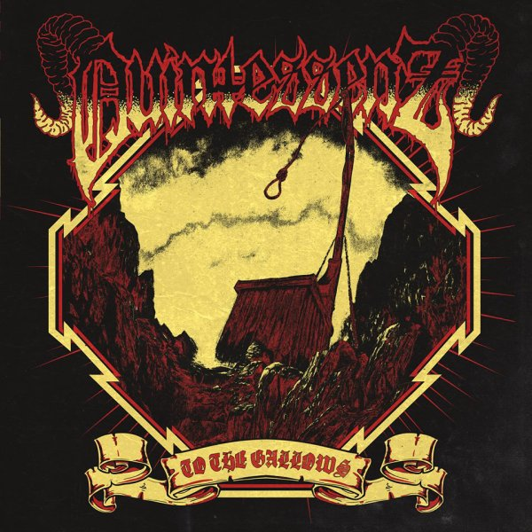 QUINTESSENZ  :To the gallows-nouvel album (fin 2016)  X/XVI