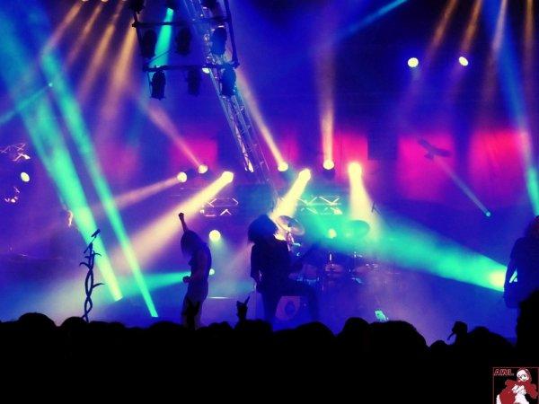 SATYRICON: LIVE à Bloodstock  (UK)Open Air Metal Festival 2016 -l'intégrale !
