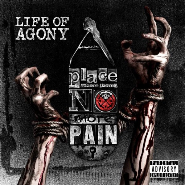 LIFE OF AGONY:A Place Where There's No Pain-nouvel album (printemps 2017)   X/XVI