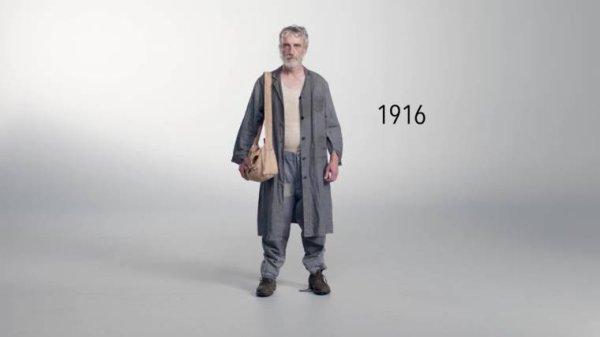 100 ans de pauvreté .......
