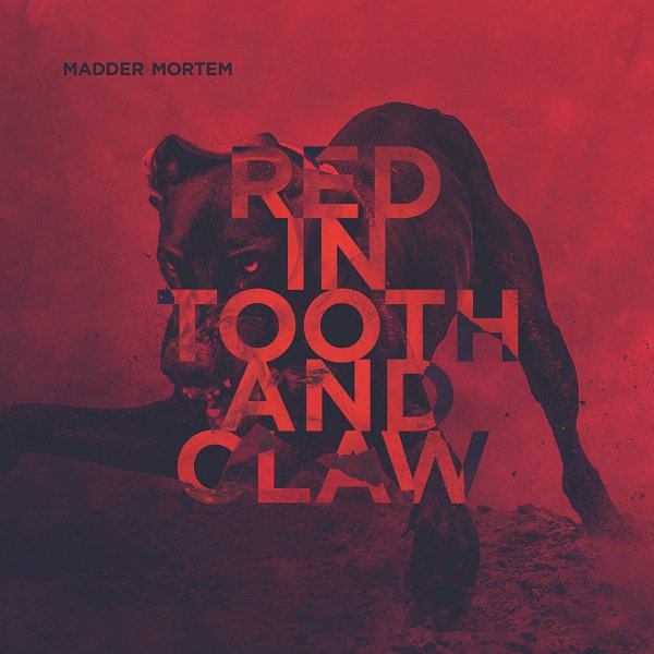 MADDER MORTEM:Red in Tooth-nouvel album (28/10/16)  + clip video  X/XVI