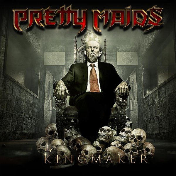 PRETTY MAIDS:Kingmaker-nouvel album + clip video (4/11/16)    X/XVI